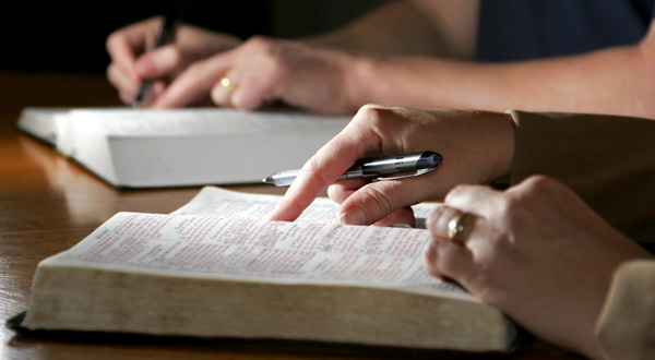 bible study biblical doctrine discussion research ladies