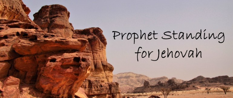 Series - Prophet Jehovah